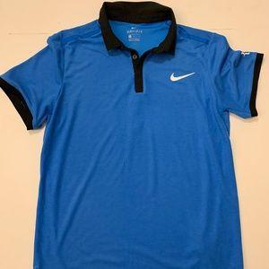 Nike Roger Federer tennis polo (medium)